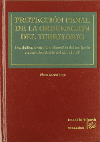 Protección penal de la ordenación del territorio