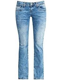 LTB Damen Bootcut Jeans blau 30 / 34