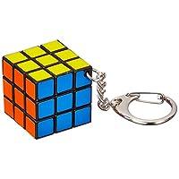 Jumbo-Spiele-00728-Rubiks-Cube-Schlsselanhnger-Zauberwrfel
