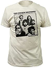 The Doobie Brothers Minute By Minute Fitted T-Shirt