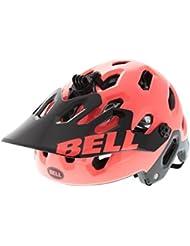 Casco Mtb Bell Super 2.0 Infrared (S 51-56Cm , Rojo)