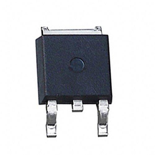 100 Pak (20 Stück SMD SUD50N10-18P-E3 N-Channel Mosfet, 100V, 8,2A, D-Pak SUD50N10)