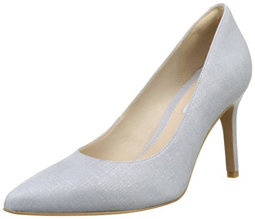 Clarks Damen Dinah Keer Pumps Grau (Grey/Blue)