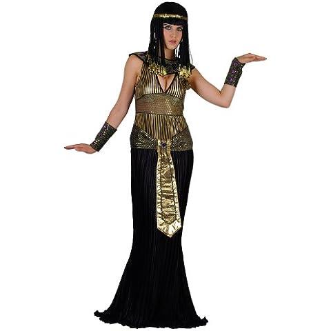 Egyptian - Disfraz de Cleopatra para mujer, talla UK 10 - 12 (EF-2025. S)