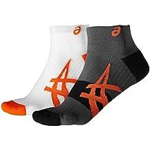 ASICS - Pack de 2 Pares de Calcetines de Running Hombre Lightweight