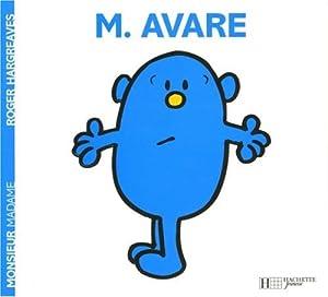 "Afficher ""Monsieur Madame n° 21 M. AVARE"""