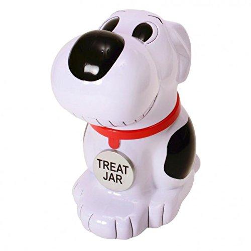 Hund Keksdose mit Sound - Hundchen Gebäckdose