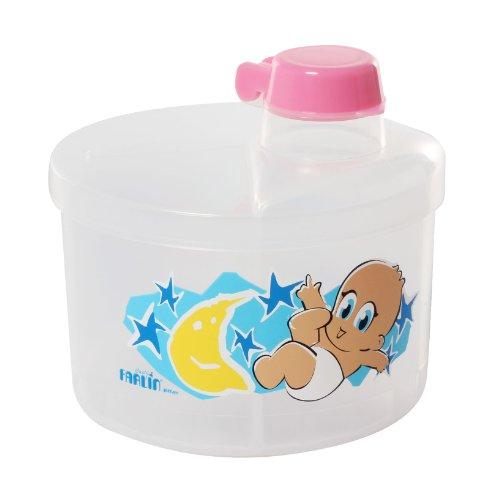 Farlin Milk Powder Container Round