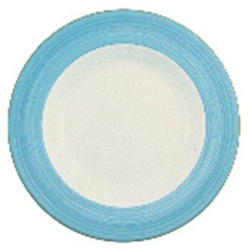 Steelite V3066Rio Slimline Teller, 157,5mm, blau (36Stück)