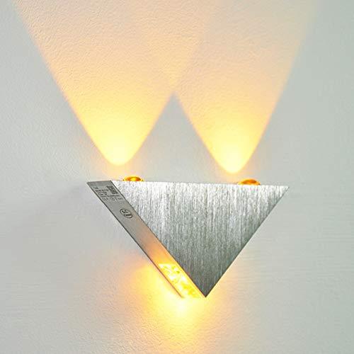 Moderna Apliques De Pared Luz De Pared Led Arriba Abajo Focos Para...