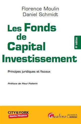 Les fonds de Capital Investissement