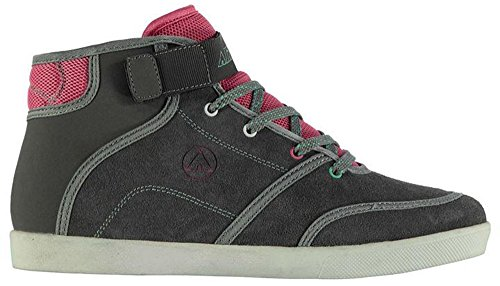 ladies-casual-lace-up-malibu-mid-skate-shoes-trainers-6-39-grey-mint-pink