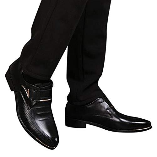 Mocassini Uomo Basse Elegante Festa di Nozze Scarpe da Lavoro Vintage Formale Scarpe in Pelle Traspirante Scarpe Vestito da Sera Estate Casual Scarpe da Ginnastica Moda