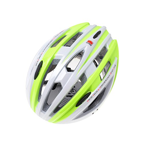 Eco-Friendly Super Light Casco Integralmente Bike, Casco Ligero Ligero Mountain Bike Helmets para hombres y mujeres
