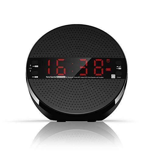 Kabellos Bluetooth Redner Wecker Subwoofer Mobiltelefon Wecker Karte FM Radio U Festplatte Abspielen