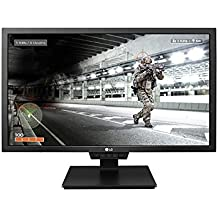 LG  24GM79G-B - Monitor Gaming de 61 cm (24 pulgadas, Full HD, Pantalla TN, 1920 x 1080 pixeles, 2 ms, 16:9, 350 cd/m2) Color Negro