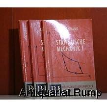 Statistische Mechanik. Bd. 1