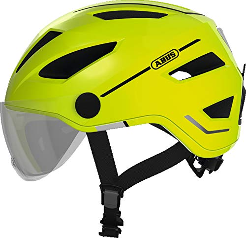 Abus Unisex- Erwachsene Pedelec 2.0 ACE Fahrradhelm, Signal Yellow, M