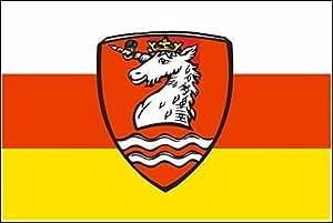 U24 schondorf le ammersee motif drapeau 8 x 5 cm-graz design jeu d'autocollants
