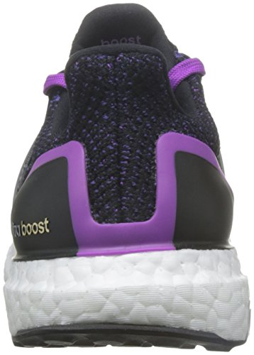 adidas Ultraboost W, Chaussures de Running Entrainement Femme Multicolore - Varios colores (Negro (Negbas / Negbas / Pursho))