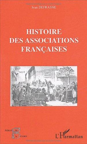 Histoire des Associations françaises