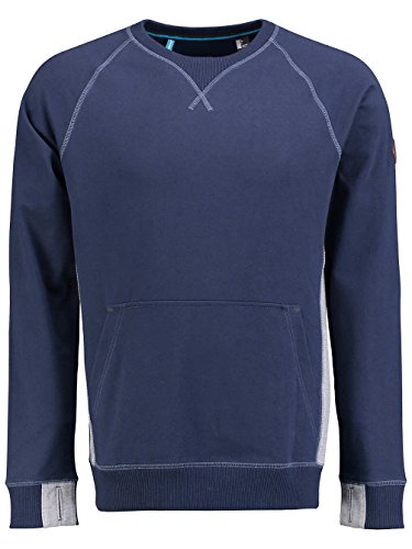 Herren Sweater O'Neill Crew Hyperdry Fleece Sweater Ink Blue