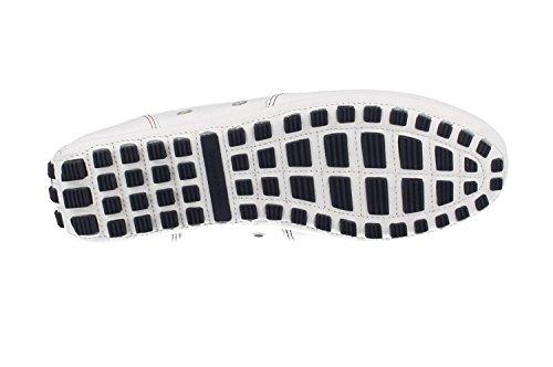 CHAUSSURE ET BLAINE E6017500 HARMONT BLUBBER BLANC Blanc
