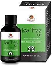 Organo Gold Tea Tree essential oil for skin, hair, acne and aromatherapy 15 ML