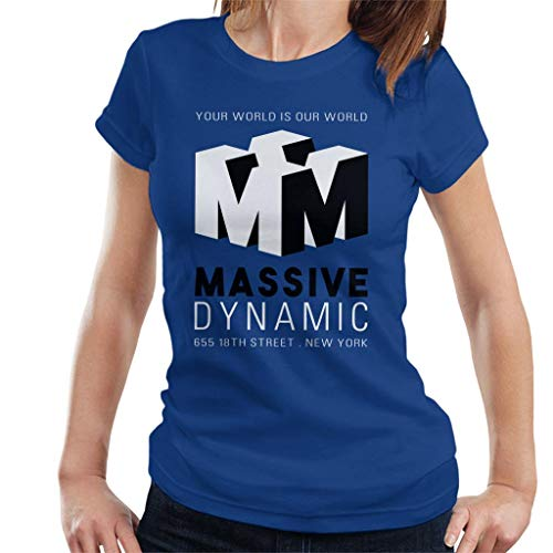 Cloud City 7 Fringe Massive Dynamic Logo Women's T-Shirt