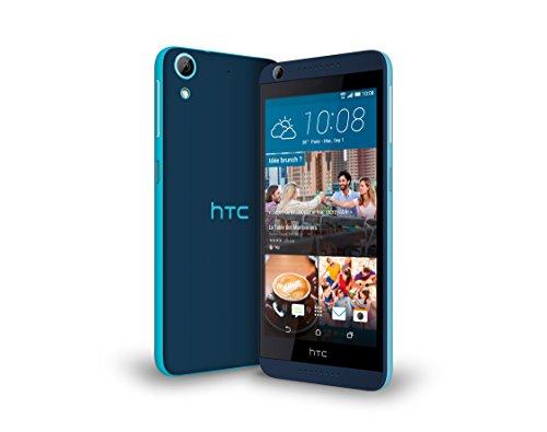 HTC Desire 626 - Smartphone Libre Android Pantalla 5 Octa-Core 16 GB 1 GB RAM C mara 13 MP Color Azul