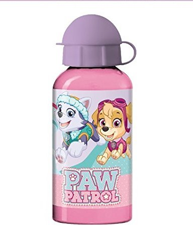 Paw Patrol die Patrulla Canina–Trinkflasche Aluminium (Suncity ppb102329)