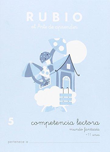 COMPETENCIA LECTORA - MUNDO FANTASÍA por ENRIQUE RUBIO POLO