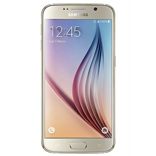 Samsung Galaxy S6 (Gold-Platinum, 32GB) – Scheduled/4 Hour Delivery (Brand Fulfilled)