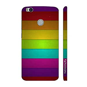 Enthopia Designer Hardshell Case Rainbow Blast Back Cover for Xiaomi Mi 4s