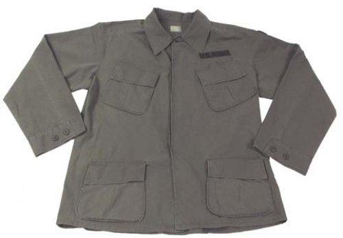 MFH US Feldjacke Vietnam, stonewashed oliv XL