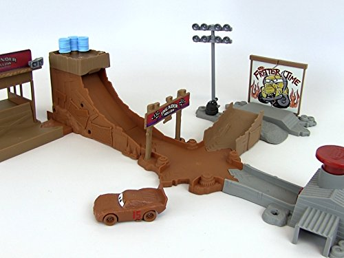 Image of Review: Cars 3 Thunder Hollow Playset Review
