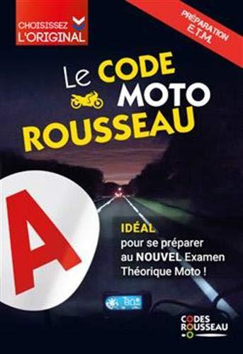 Code Rousseau moto 2020 par Codes Rousseau