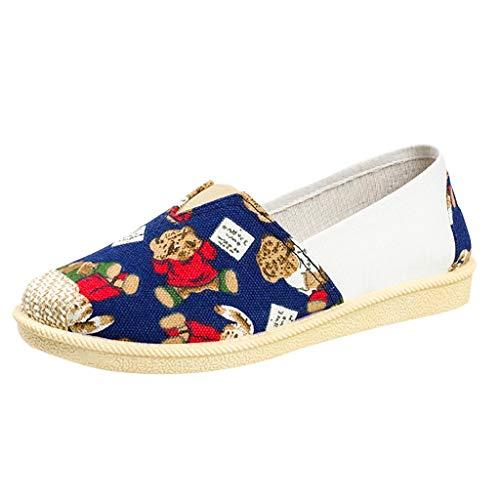 Vovotrade_scarpa da Donna Viaggio da Donna di Moda Scarpe da Ginnastica Sneakers Casual Leggere