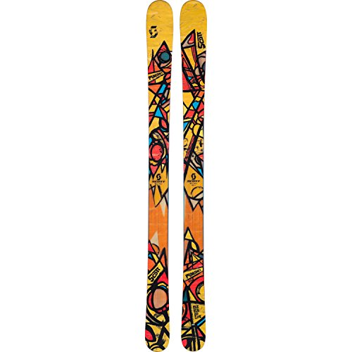 SCOTT Herren Freestyle Ski Punisher 183