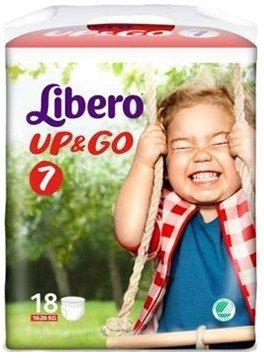 LIBERO UP&GO PANN 7 18PZ