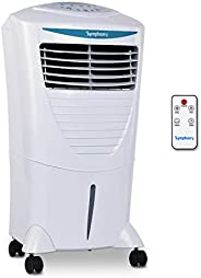 Symphony Hi Cool i Modern Personal Room Air Cooler 31-litres, with Remote, Honeycomb Pad, Multi-Stage Air Puri
