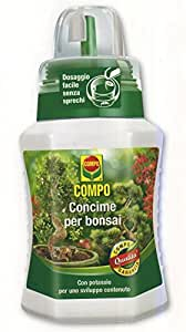 compo concime liquido per bonsai 250 ml