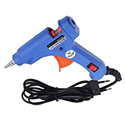 Cheston CH-GG60WH Standard Temperature Corded Glue Gun (11 mm)