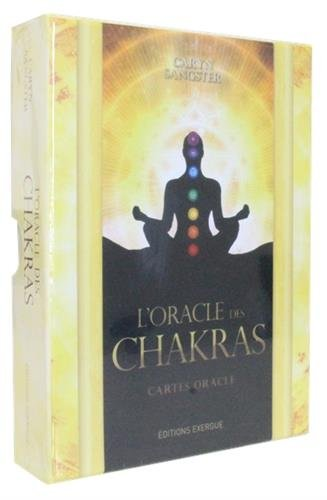 L'oracle des chakras : Cartes oracle