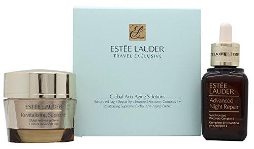 Estee Lauder Confezione Regalo 50ml Advanced Night Repair Siero Viso + 50ml Crema Rivitalizzante