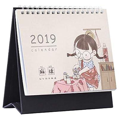 2019 Calendario De Escritorio Libreta Lindo Calendario De Escritorio Calendario Plan Este Año Calendario de 4290253031