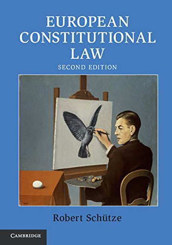 European Constitutional Law por Robert Schütze