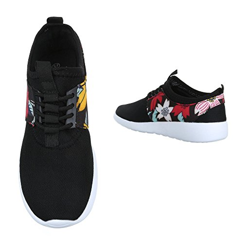 donna Sneaker Design donna donna Ital Ital Ital Design Design Nero Ital Sneaker Sneaker Nero Nero OOwqgA