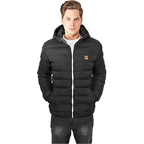 Urban Classics Basic Bubble Jacket black-black-