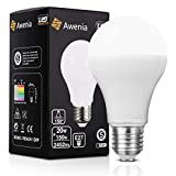 LED Lampe E27 20W (ersetzt 150W) Glühbirne, Tageslicht Weiß (6500K), 2452 Lumens Awenia Lighting, 1 Stück